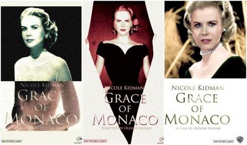 Grace of Monaco movie poster