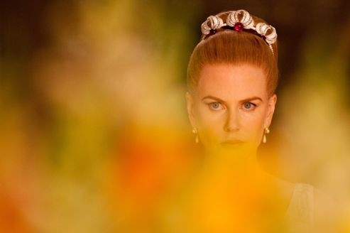Nicole Kidman wallpaper containing a portrait titled Grace of Monaco