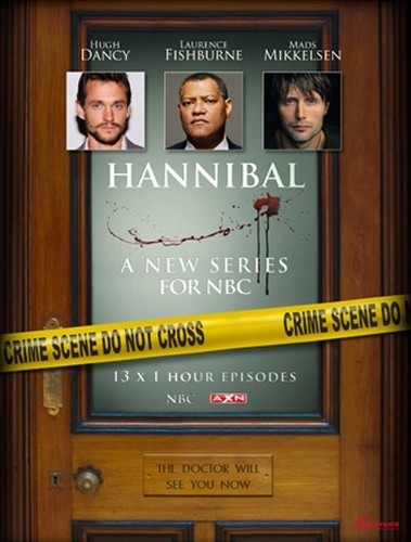 Hannibal TV Series wallpaper probably containing a sign titled Hannibal TV Series