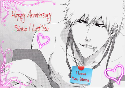 Happy Anniversary Sinna <3333