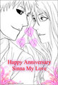 Happy Annivesary Sinna <333