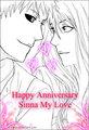 Happy Annivesary Sinna <333