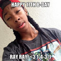 Happy Birthday Ray!