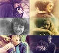 Harmony  - harry-and-hermione fan art