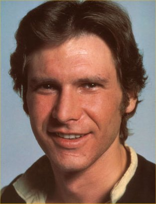 Harrison Ford achtergrond containing a portrait entitled Harrrison Ford