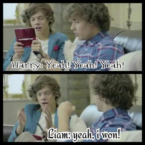 Harry & Liam