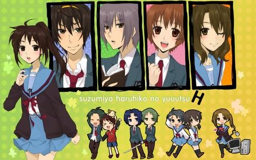 Haruhi Suzumiya Gender Bended