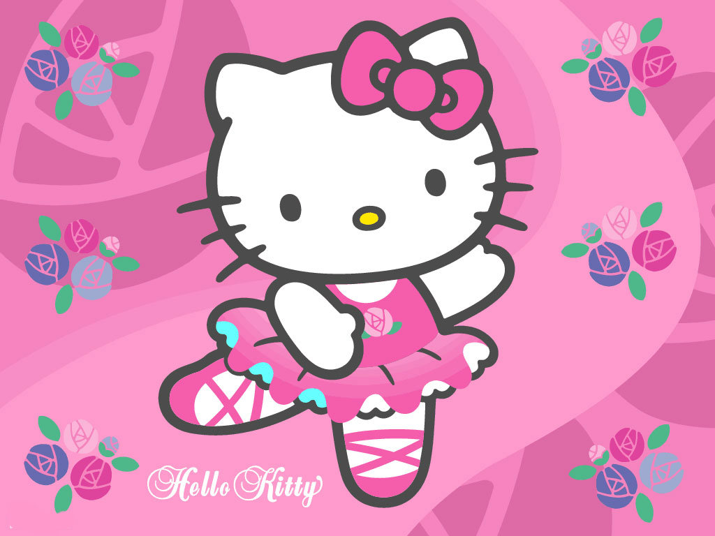 hello kitty from