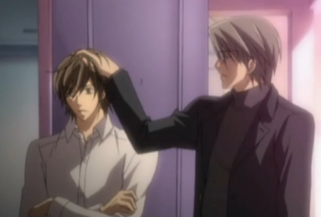 Hiroki and Usagi