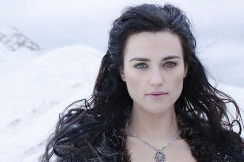 Hotness of Katie Mgrath/Morgana!