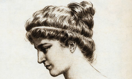 Women in History wallpaper probably containing a portrait called Hypatia of Alexandra