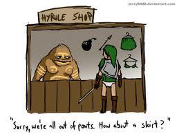 Hyrule Shop