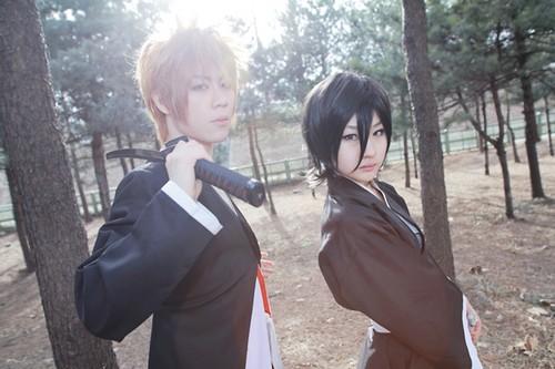 Ichigo & Rukia Cosplay