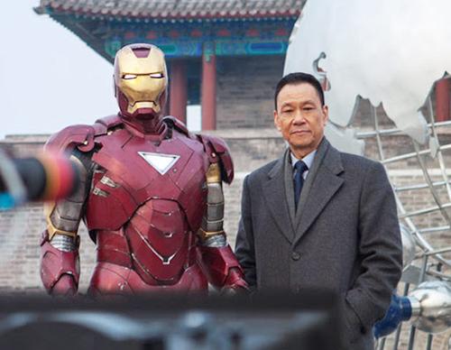 Iron man 3 stills