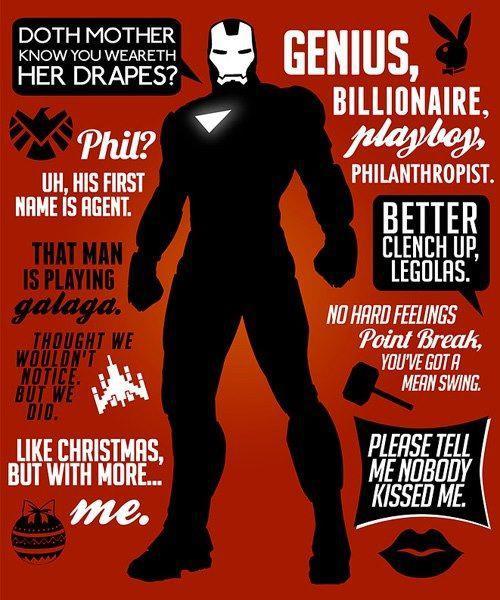 iron man art of