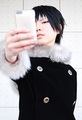 Izaya cosplay - 1izaya-orihara photo