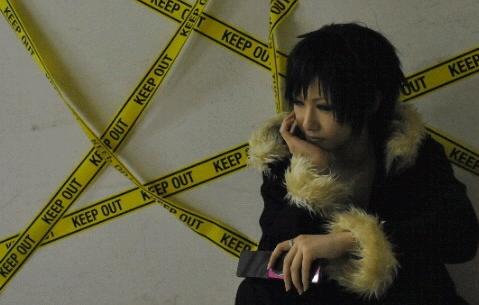 Izaya cosplay