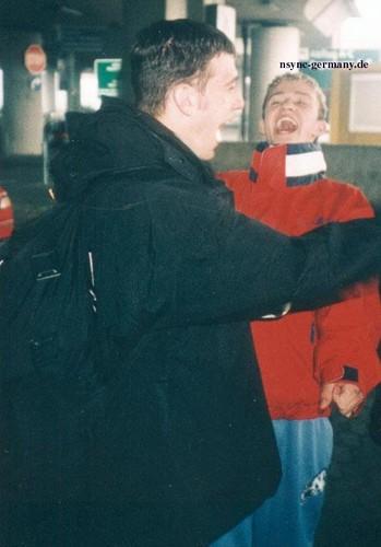 Justin Timberlake and JC Chasez wallpaper called JC&Justin