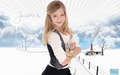 Jackie Evancho Pretty Snow Edit Wallpaper (@ParisPic)