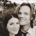 Jared&Gen - jared-padalecki-and-genevieve-cortese photo