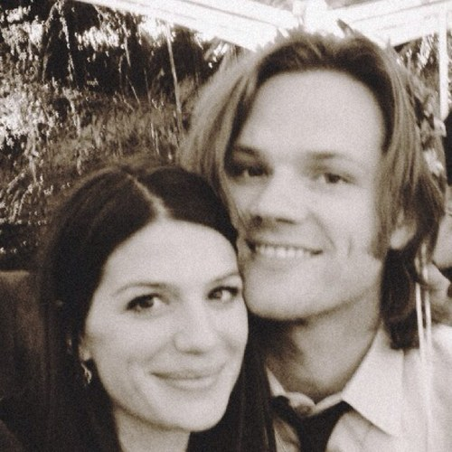 Jared Padalecki & Genevieve Cortese wallpaper with a portrait titled Jared&Gen