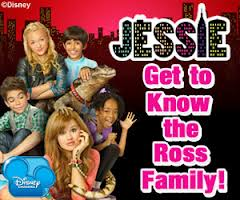 Jessie Get to know the ross family