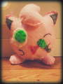 Jigglypuff Felt Plush - pokemon photo