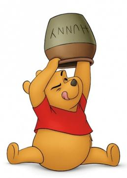 Jim Cummings Character-Pooh from Winnie The Pooh