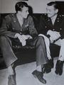 Jimmy Stewart & Clark Gable