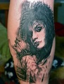 Joan Jett tattoo