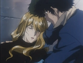 Julia's Last Moment With Spike - cowboy-bebop photo