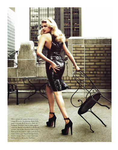 """Kate Upton for """"VOGUE / Italy"""" - (November 2012)"""