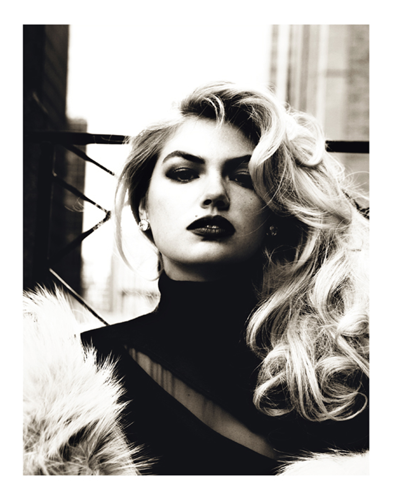 """Kate Upton for """"VOGUE/ Italy"""" - (November 2012)"""