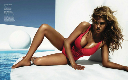 "Kate Upton for ""VOGUE/ Spain"" - (June 2012)"