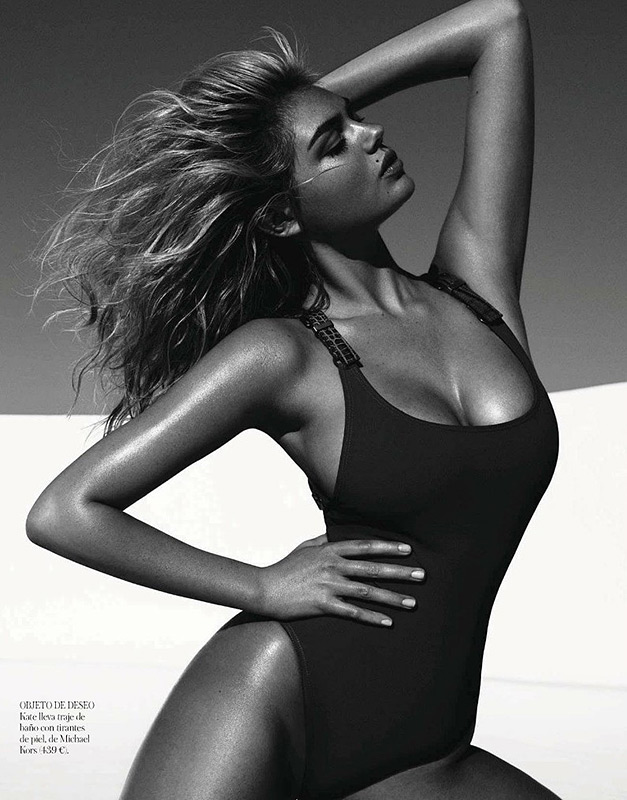 """Kate Upton for """"VOGUE/ Spain"""" - (June 2012)"""