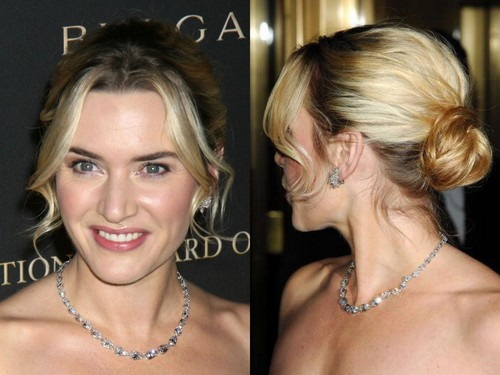 Kate Winslet hair style