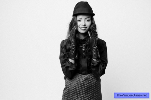 Katerina Graham wallpaper with a hip boot titled Katerina - Photoshoots  2012 - Nylon Magazine