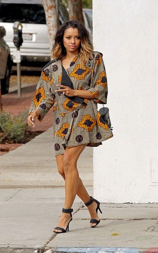 Katerina - Shopping in Los Angeles - December 18, 2012