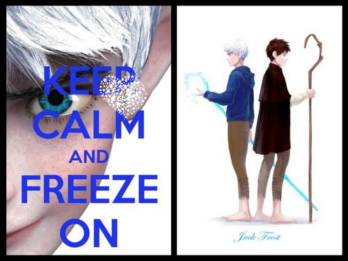Keep Calm adn Frost On !!