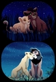 Kiara & Kovu - the-lion-king-2-simbas-pride fan art