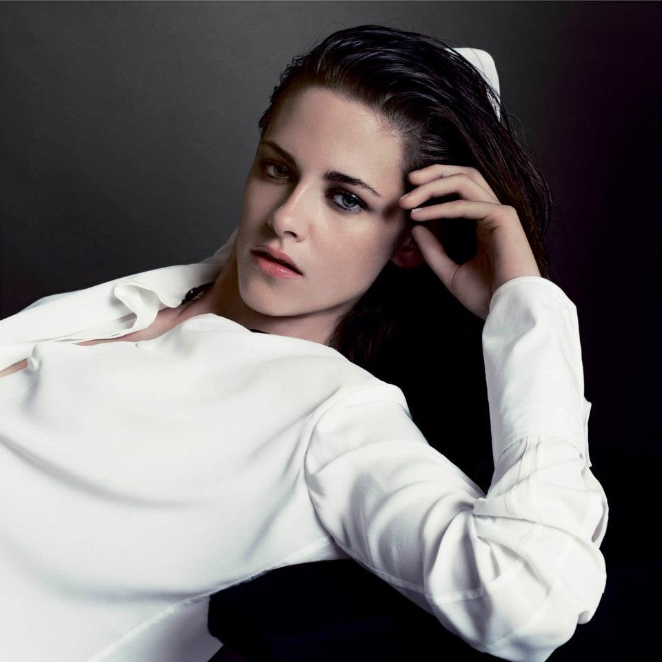 Kristen on V Magazine