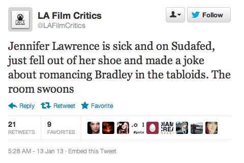 LA Film Critics