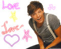 LOVE! - louis-tomlinson fan art
