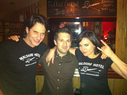 """Lana for """"Save the Waldorf Hotel"""""""