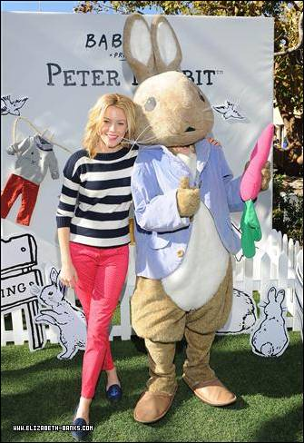 Launch of babyGap's Peter Rabbit Collection