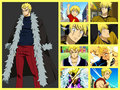 Laxus_Dreyar_wallpaper_by_Soul_'Sanna'_Dragneel - fairy-tail fan art