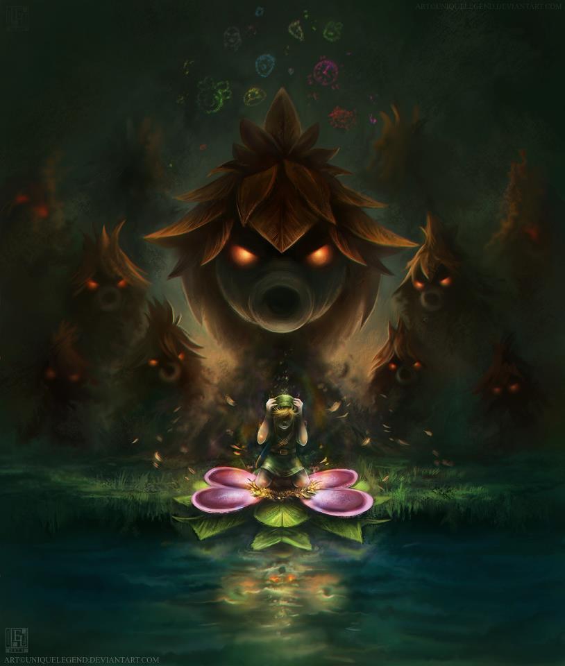 The Legend Of Zelda Fan Art (33234693