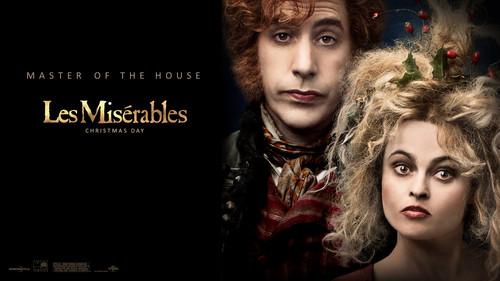 Les Miserables Movie fondo de pantalla
