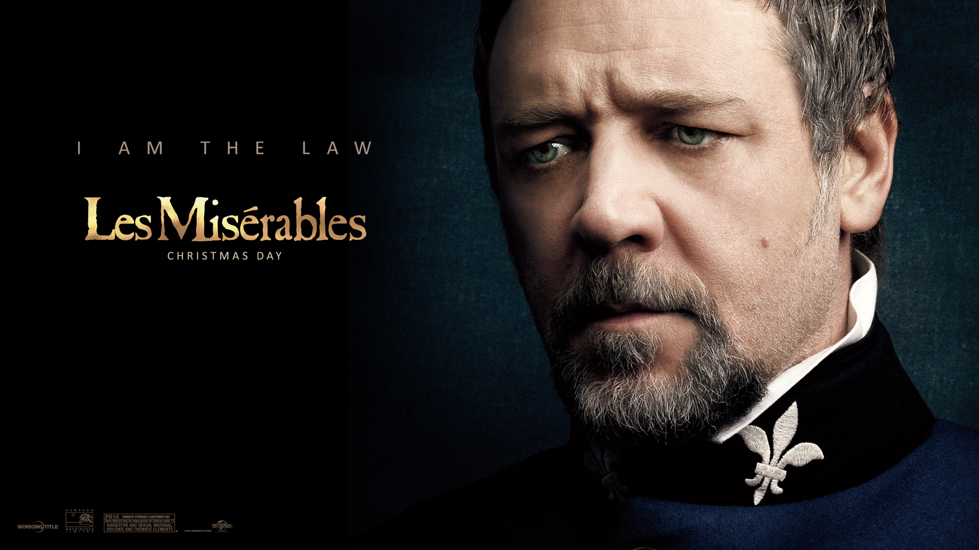 Les miserables 2012 movie les miserables movie wallpapers