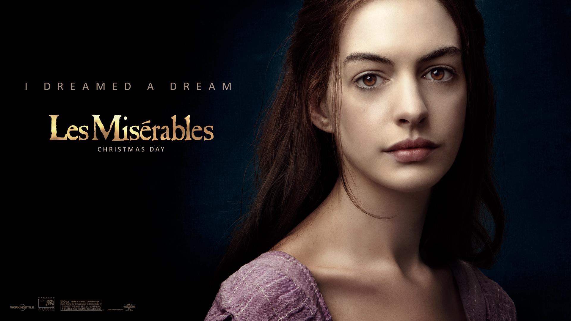Les Misérables 2012 movie